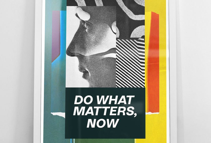 Jimmy Turrell | DO WHAT MATTERS, NOW