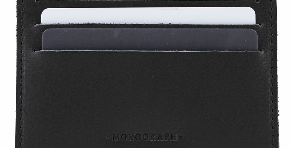 Monograph Travel Cardholder
