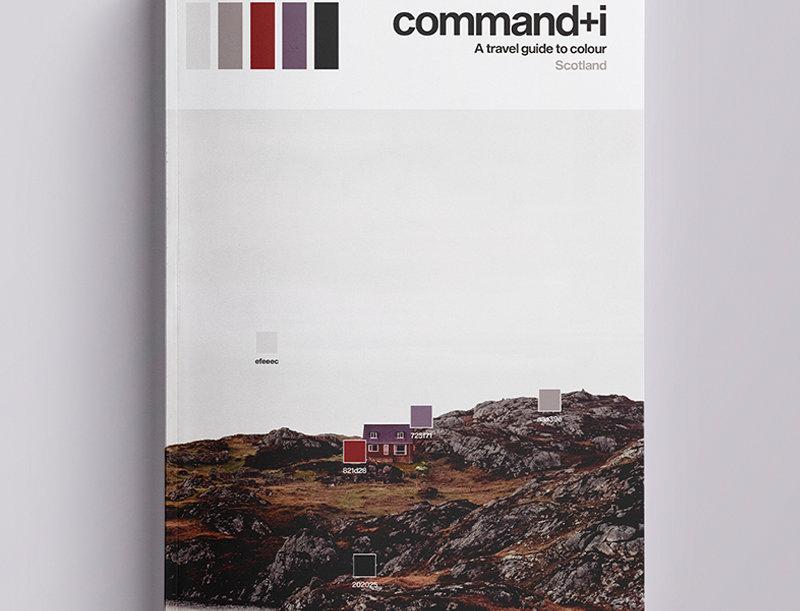 Command+i Scotland Issue