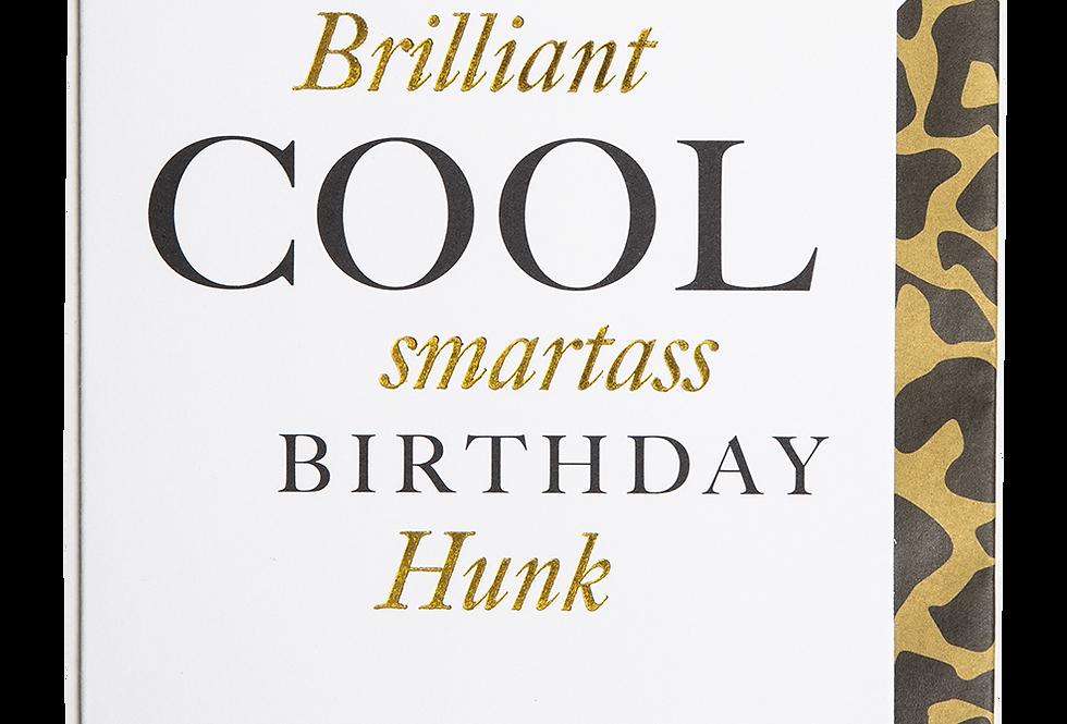 Cardsome Brilliant Cool Smartass