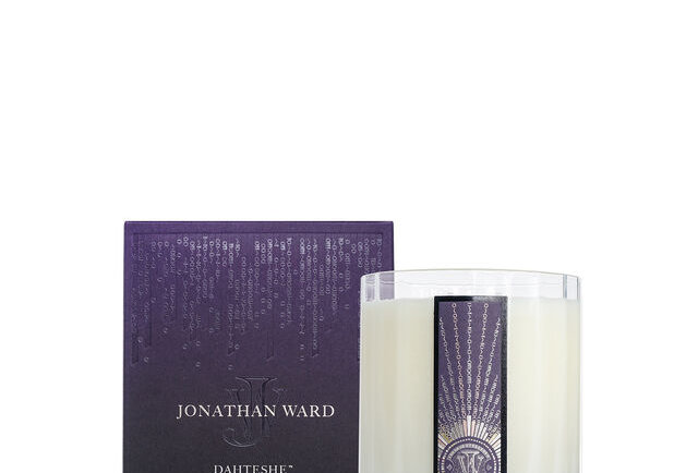 Jonathan Ward Dahteshe Candle