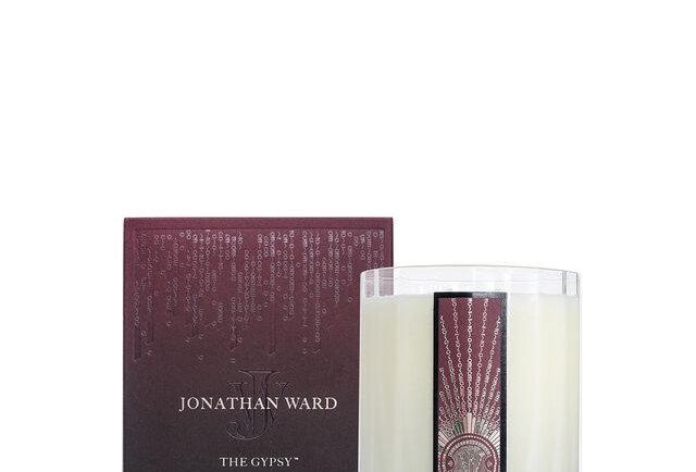 Jonathan Ward The Gypsy Candle