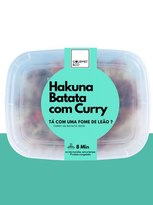 Hakuna batata com curry