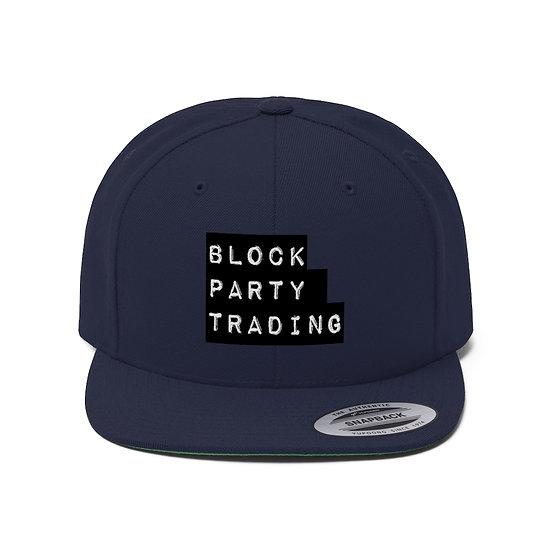 BPT Official Unisex Flat Bill Hat
