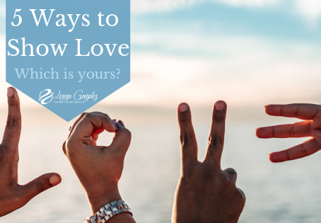 5 Ways to Show Your Love