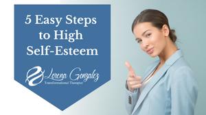 5 Tips to Improve Self-Esteem for Women