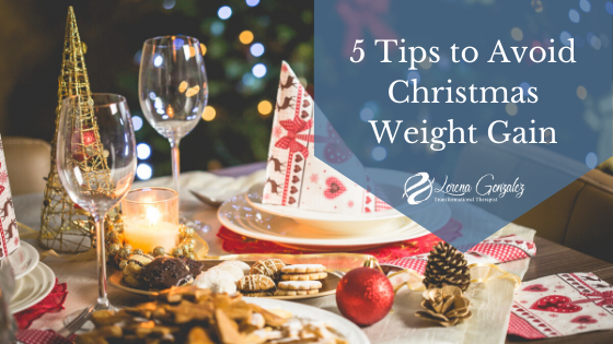 5 Weight Loss Tips for Christmas