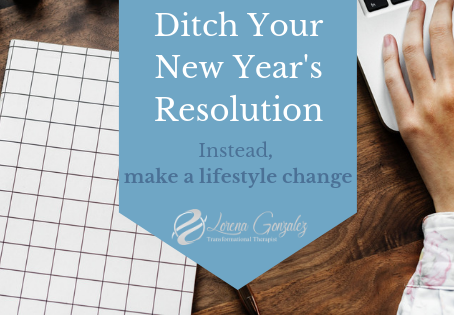 3 Reasons to Ditch Your New Year's Resolution to Lose Weight