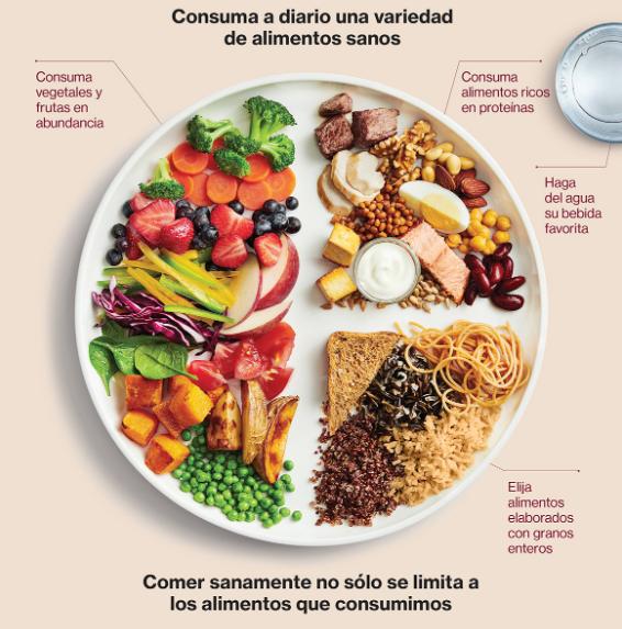 Dieta Efectiva para Bajar de Peso - Guía de alimentación Canadiense 2019