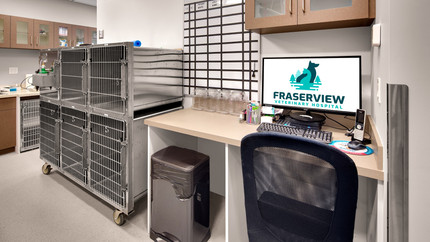 FRASERVIEW TREATMENT AREA