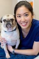 Dr.Carmen Chan-Point Grey Veterinary Hospital-Vancouver-recommended Vet