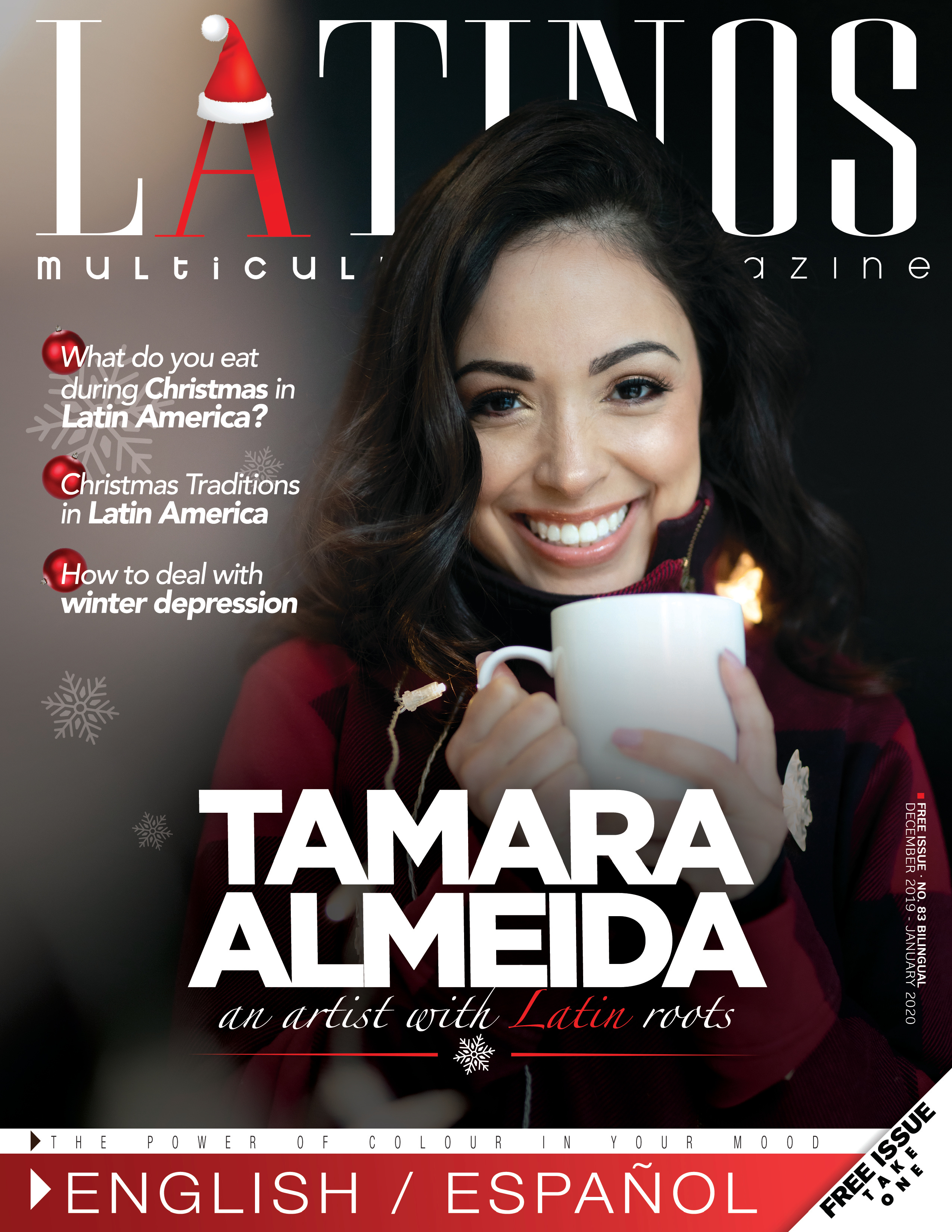 Latinos magazine diciembre final 2019 IS