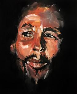 Bob Marley Black Background-no watermark