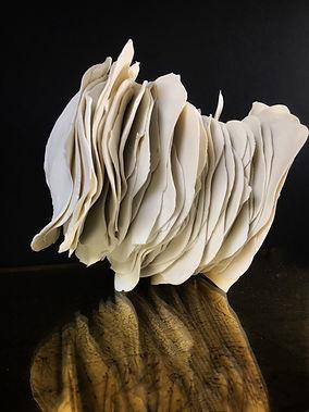 sculpture porcelain contemporary art cer