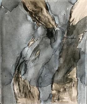 Peinture contemporaine Aix en Provence cote d'azur