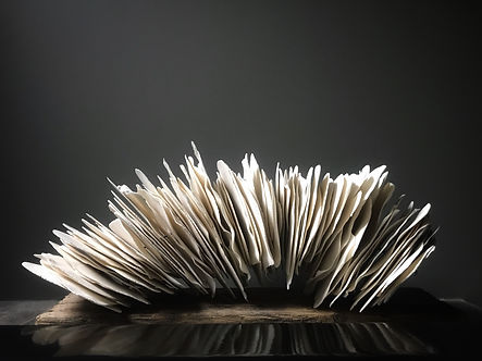 sculpture porcelaine céramique contemporaine