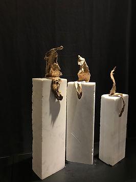 Sculpture Aix en Provence art gallery