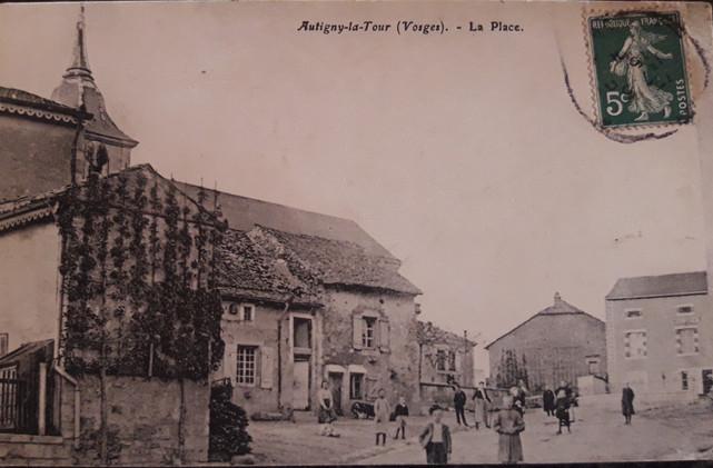 Place de l'église FM