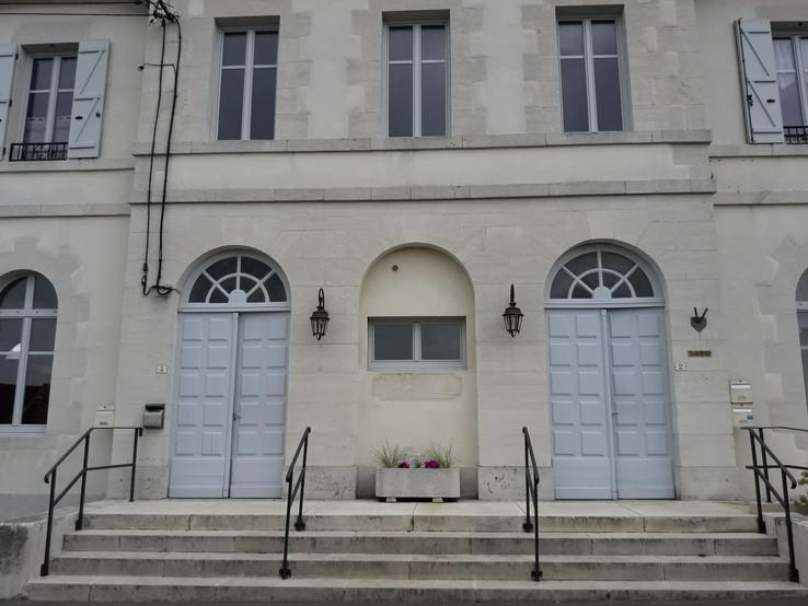 Escalier de la mairie