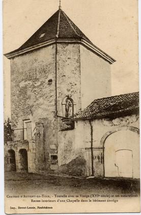 tour château