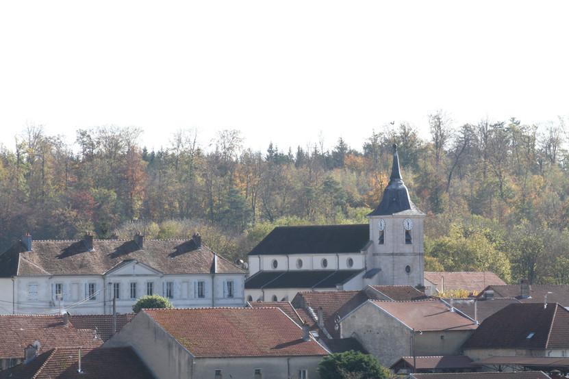 Mairie église 3 Autigny 10