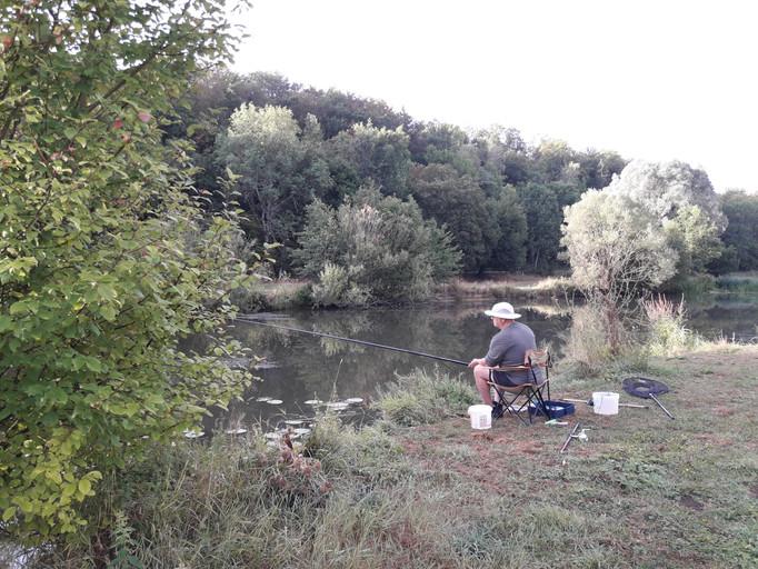 Plaisir de la pêche