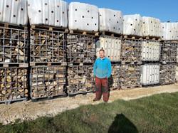 20210302 Paul stock de bois de chauffage