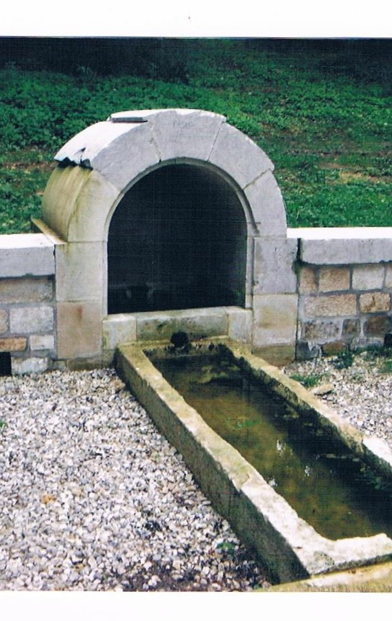 Fontaine Amont 2000