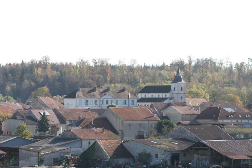 Mairie église 2 Autigny 10