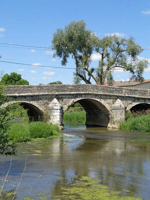 Pont avant rénovation