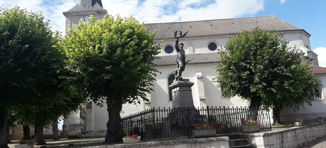 Eglise Saint Pient