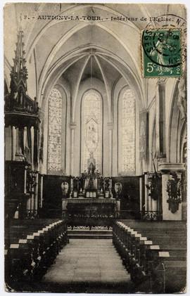 Eglise saint prient