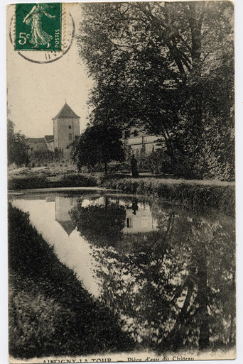 chateau vieille photo