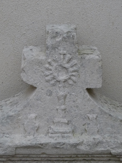 croix de la tombe