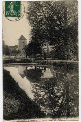 Plan d'eau du château