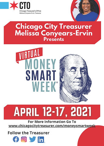 Money smart Week Save the Date - fourth