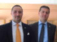 da sx Segretario Provinciale di Napoli G