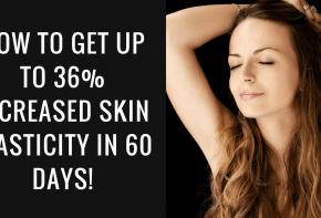 Omega-6/Omega-3 fatty acid balance and skin elasticity