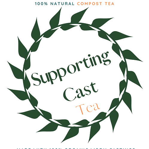 Supporting Cast - Compost Tea
