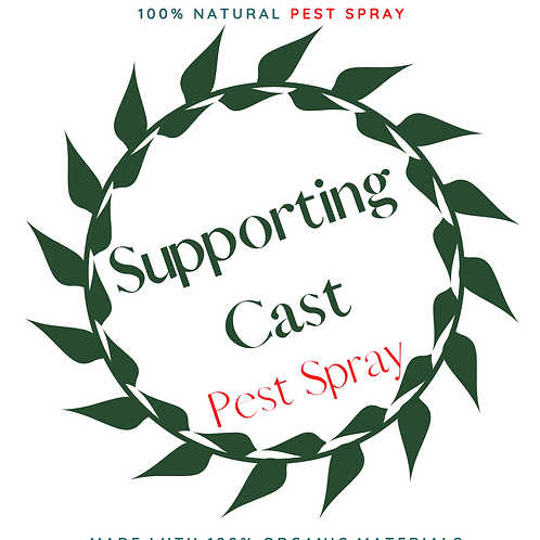 Supporting Cast -Pest Spray