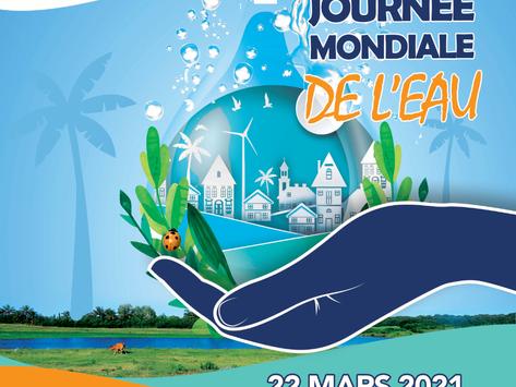 JOURNEE MONDIALE DE l'EAU (22 MARS)