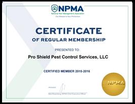 NPMA Membership