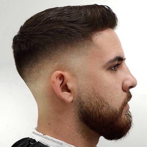 Men's Cut and finish+Beard