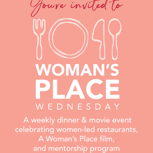 Woman's Place Wednesday Social Post #1