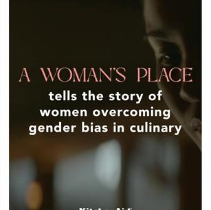 A Woman's Place Social Video