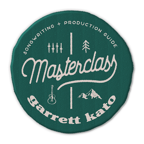 GARRETT KATO SONGWRITING AND PRODUCTION MASTERCLASS