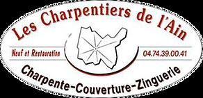 Charpentiers de l'Ain - charpente, couverture , zinguerie Ambronay - logo