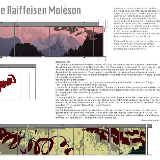 Banque Raiffeisen Moléson