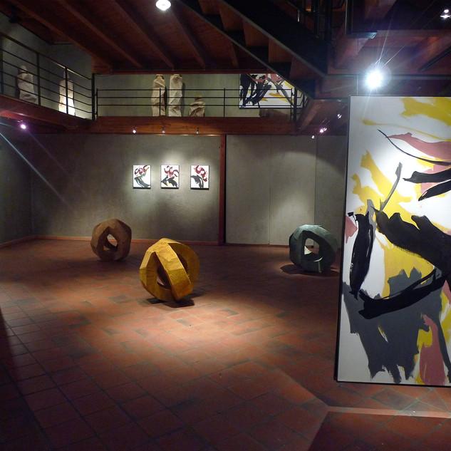 Exposition Estrée, Ropraz