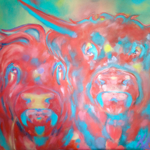 Groovy Cows